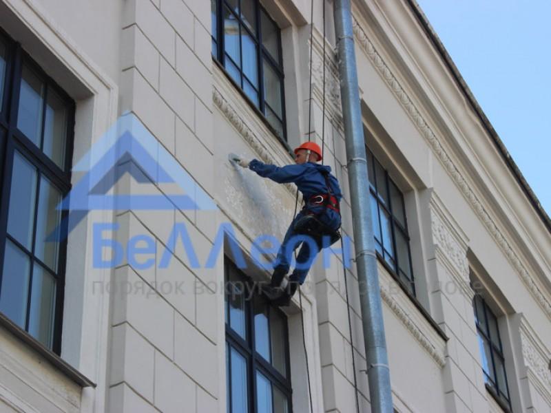 Сайдинг для отделки фасада здания